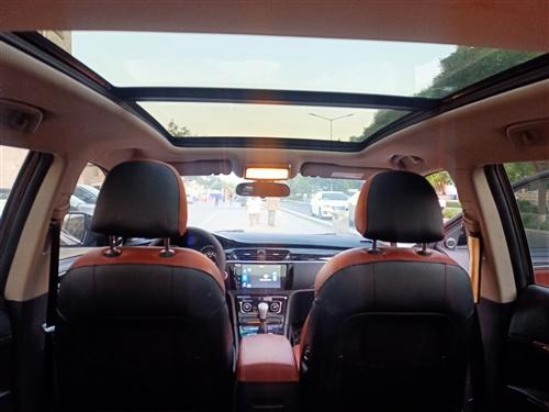 新车13万多  全景天窗  智能系统