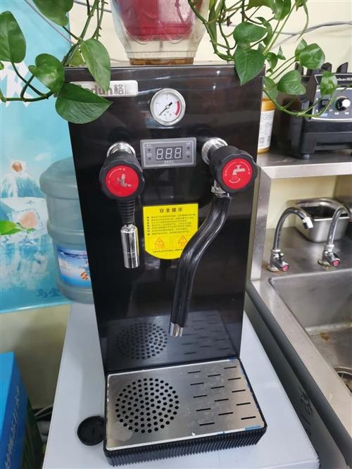全套奶茶设备低价转让包含制冰机,不锈钢操作台,果糖机,等等,机器今年5月产的只用了一个月几乎**。全...
