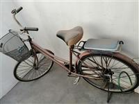 闲置自行车,处理价45元,一口价