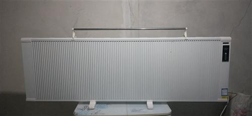 急售   急售     本人宿舍用过碳晶取暖器,2200w     因工作回家闲置不用便宜处理9成新...