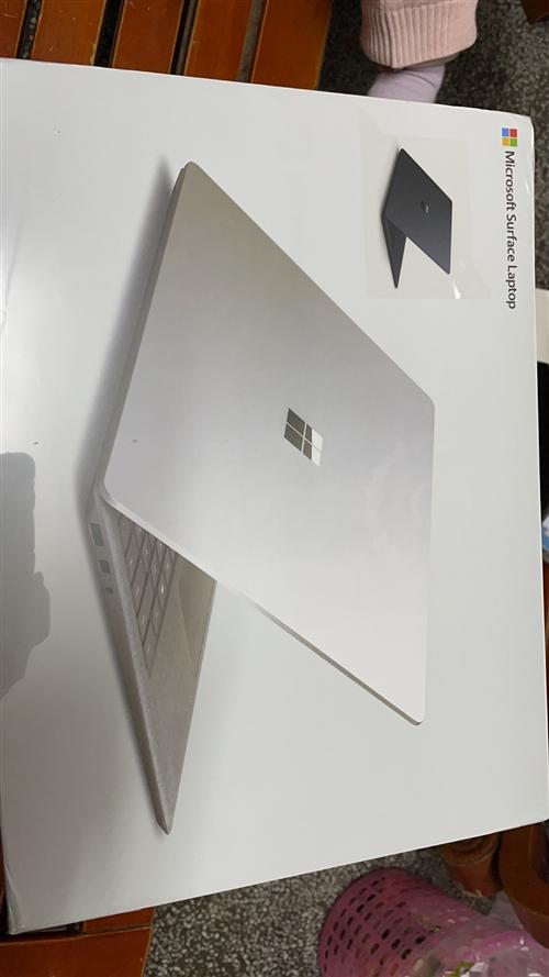 出售一台笔记本,未拆封,型号为Microsoft Surface Laptop 2,京东8000多,...