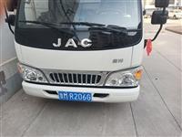 19年11月江淮康铃国五轻型厢货,气刹、助力、行车记录仪,全钢丝轮胎。手续齐全,车况良好。