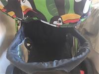 小龙哈彼婴儿推车可坐躺避震宝宝四轮轻便折叠口袋推车伞车
