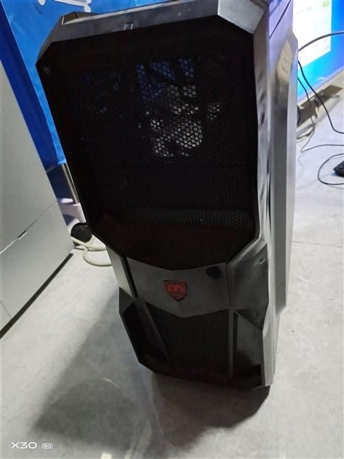 电脑 出售台式电脑,i5处理器,120g固态加320g机械双硬盘,独立显卡,可以玩英雄联盟,传奇等...