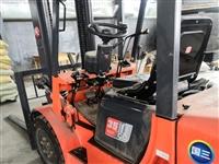 3.5吨叉车  升高4米  1.82米货叉2020年8月份购买工作49小时