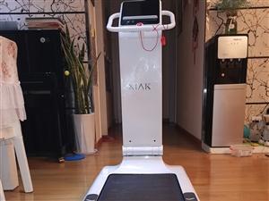 八成新可折叠跑步机,因家里没地方放所以出售,**价600元,非诚勿扰。