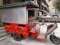 出售电动三轮车,大电瓶买来没怎么用?