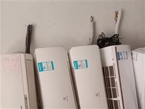 齐河专业出租出售二手空调回收家电空调电器空调维修移机加氟清洗保养回收