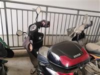 個人鈴木摩托車,99新,剛買