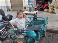 个人电动三轮车,有高低速档,正常行驶,低价出售,有意者请打电话