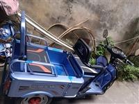 宗申电动三轮车,大电池,9成新