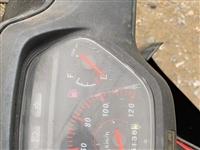 豪爵110,国三化油器,一共骑了6000公里,家里有电瓶车,然后没骑了,准备卖掉。如果看上了,可以打...