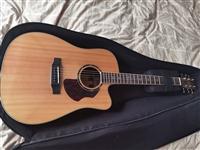 出售吉他一把,18年3500购入用过2个月便放家里落灰了,收据有