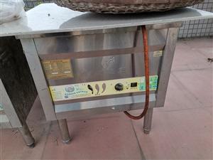 节能蒸炉一套八成新便宜处理欢迎来电谢谢