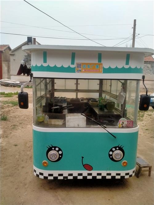 转让电动餐车九成新个人使用了3个月