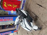 豪爵usr125踏板,2020年12月7日上牌,买来跑了几个月外卖,跑了7200公里,车子一直比较爱...