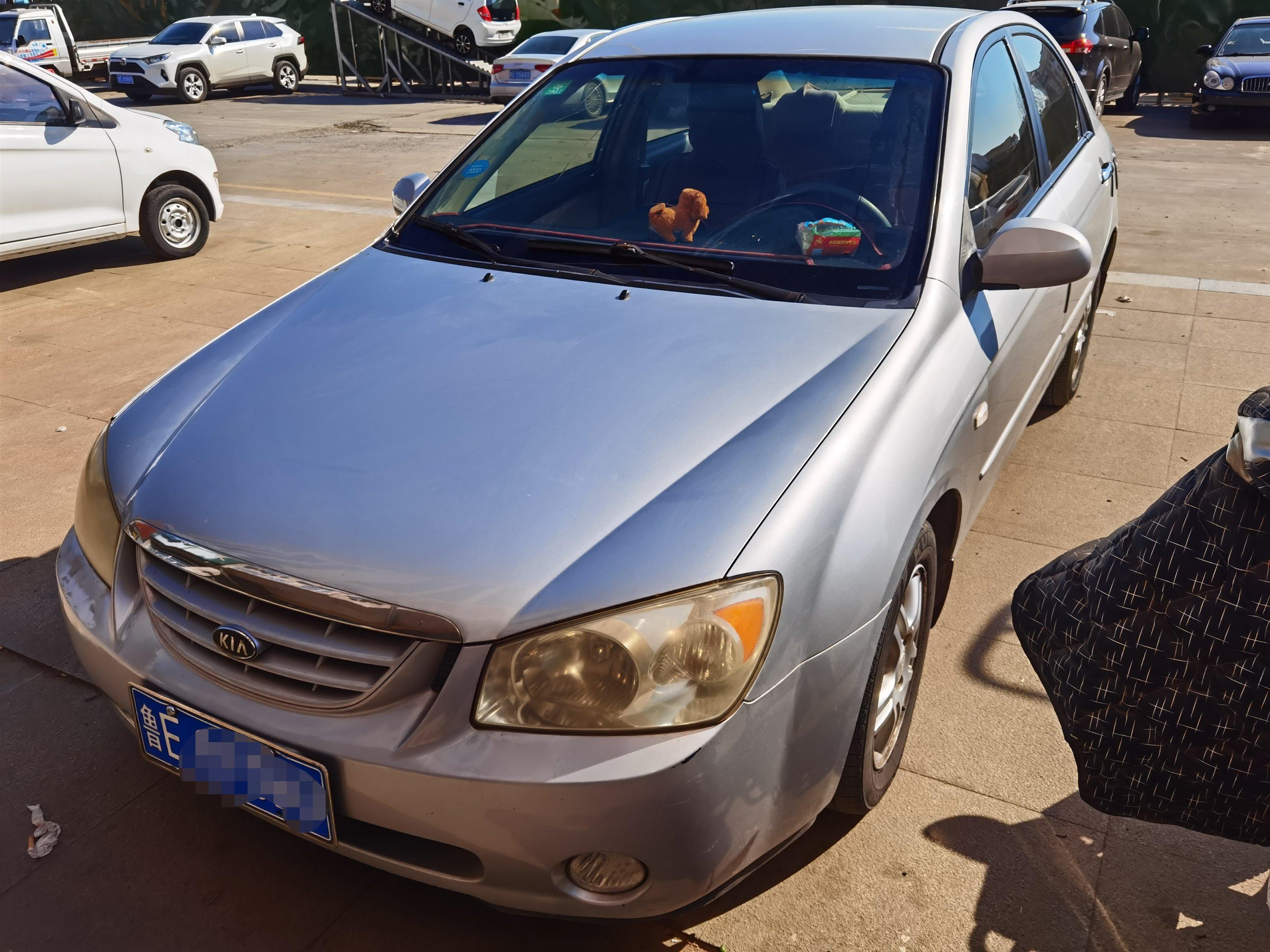 起亚赛拉图手动挡06年的车,几千块钱,车况很好,换车转让,联系电话13475293111