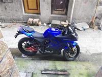免費送200cc摩托車,因沒有牌照不能上路,閑置在家也無用,有喜歡的,臨泉縣城內自提,v+zyl22...