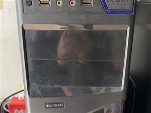 闲置电脑主机一台500元 i3处理器 6G内存 120G新固态硬盘