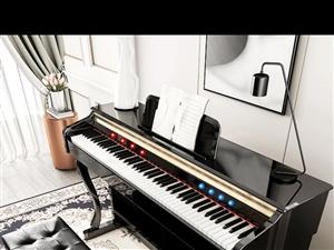 音嘉电子钢琴,买成2588,九九成新,闲置中。