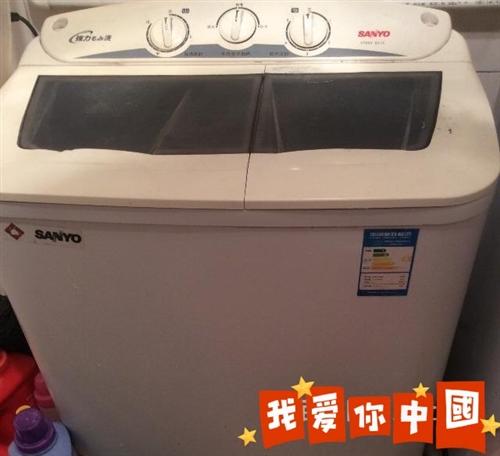 免费送旧洗衣机,房租到期不想拿了,有需要的自己来取,详情加微信zyl2209790830.