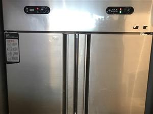 商用大冰柜汤锅煮面炉售卖九成新17703908160