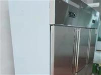 出售樂創品牌六開門冰柜,上面冷藏,下面冷凍!基本**!有需要的聯系