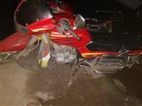 家中自用摩托车,现闲置低价转让,有需要的联系15608289676