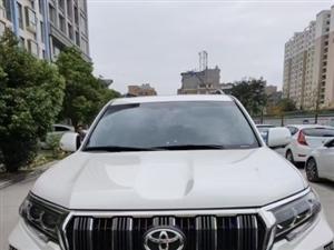 普拉多2020 年9月3.0T柴油普拉多九气囊中东版带冰箱双油7座准新...