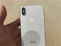 苹果x美版256g,全原无拆修,电池效率80,成色靓