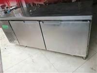 厨房单温冰柜,上面可以做工作台, 8成新便宜处理了
