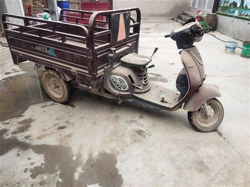 宗申摩托车三轮车,110发动机,车况精品,没怎么用,