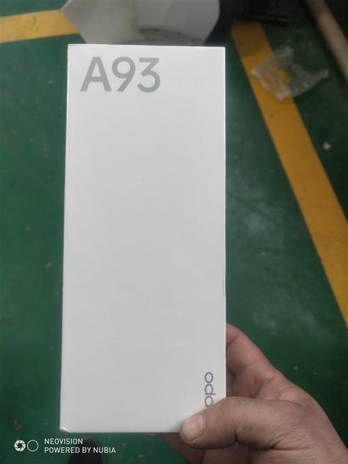 **未拆封oppoA93 8+256 低價出售