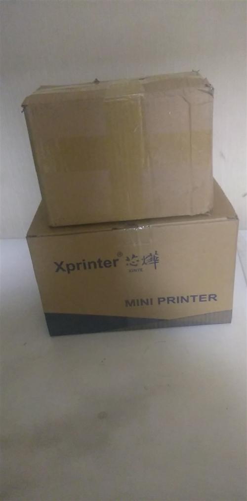 SP-POS891  熱敏票據打印機(全套)9成9新