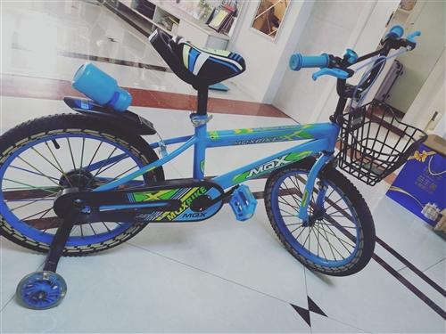 出售九成新儿童自行车一辆,车况良好,干净。200元,不议价。
