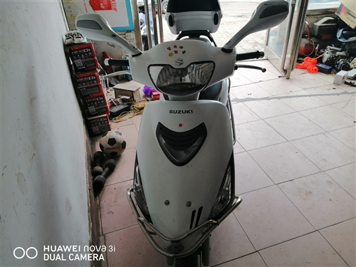 现有家用新款海王星摩托车一辆