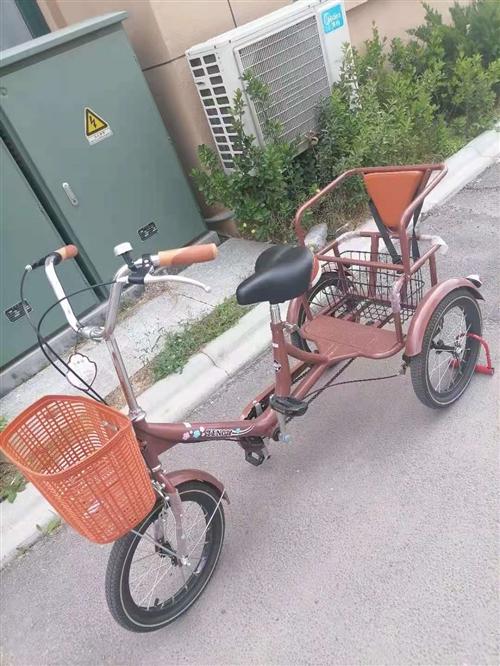 有迷你三轮车一辆,13791243295,适合老人,妇女,儿童骑,基本上**