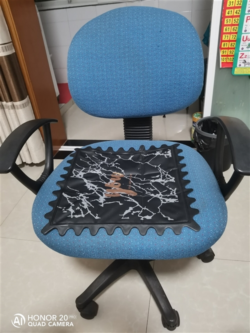 9成新闲置转椅一个,没有一点瑕疵60元 13295583030