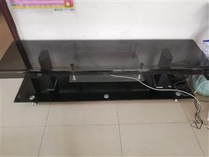 1.6米玻璃电视柜,八成新