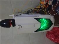 i7 cpu   12g  运行  240G固态  独立显卡750  1g    机箱电源  算送的...