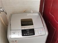 我有海尔兄弟全自动洗衣机出  6kg  功能完好无维修   轻微使用痕迹 价格实惠 完全没有问题!...