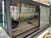 1.2米保温展示柜,9成新。