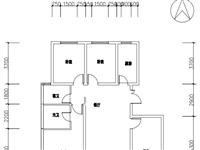 (人才小區南區)君悅苑143.5平方米,四室兩廳兩衛,臨湖現房急售,價格美麗,歡迎垂詢!