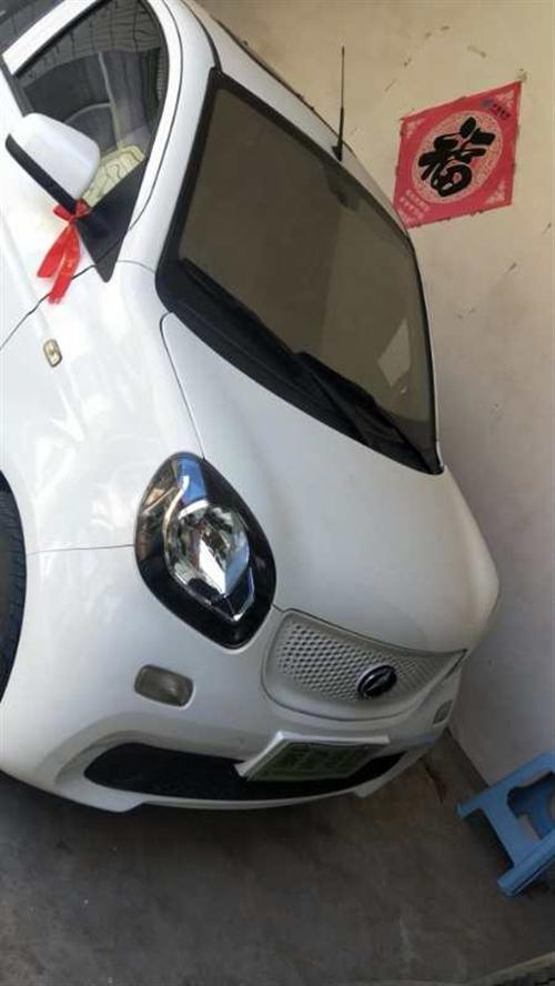 丽驰电动汽车 新车下来4万多。 跑了1万1千公里,六块大 电瓶  智能修复系统  带保险   因换车...