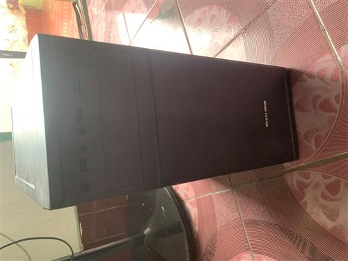 I7 7700电脑主机一台。无显卡 95成新 要陪显示器另谈。