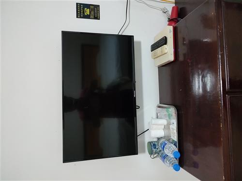 宾馆不做了,32寸海信电视机低价处理。成色看图,非常适合家庭使用,送给老人是一份不错的孝心。二手商贩...
