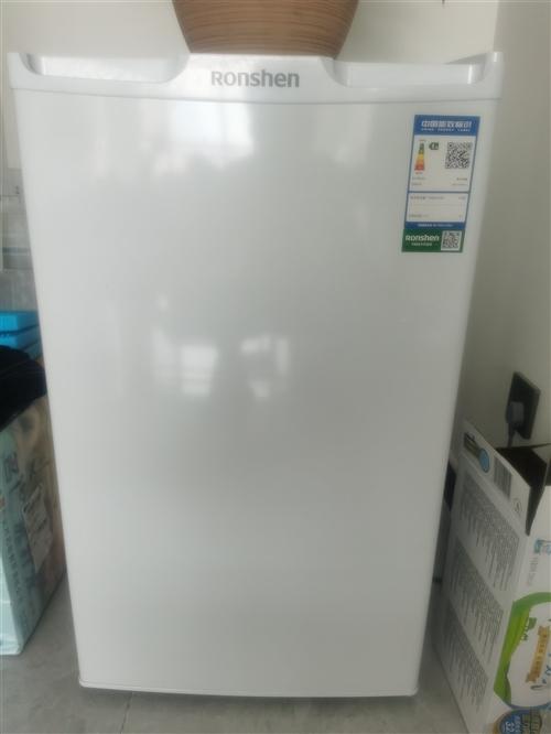 容声冰箱,9.9成新,使用2个月……现低价转让