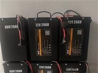 有需要锂电池的朋友联系我,合 配外卖电动两轮车,体积小,容量大跑得远,72v-20A的锂电池,只要一...