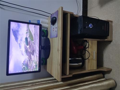 两套台式电脑处理,原来开宾馆用的。配置看图,需要的速联系。32寸海信电视机还有几台,需要的电话联系,...
