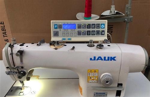 杰克缝纫机处理